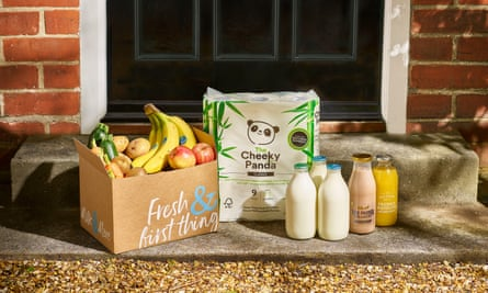 Milk & More delivers to your doorstep … but what happens if there's two.