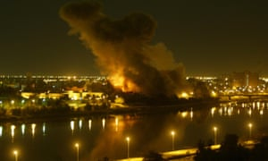 'It is only now that we are finally getting answers as to how we ended up watching British bombs light up Baghdad's skyline and unleash more than a decade of chaos and destruction.'
