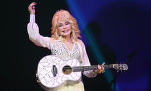 'Love, care and unparalled access' ... Dolly Parton's America.