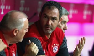 Bayern Munich assistant coach Paul Clement is one of the leading contenders to succeed Bob Bradley.