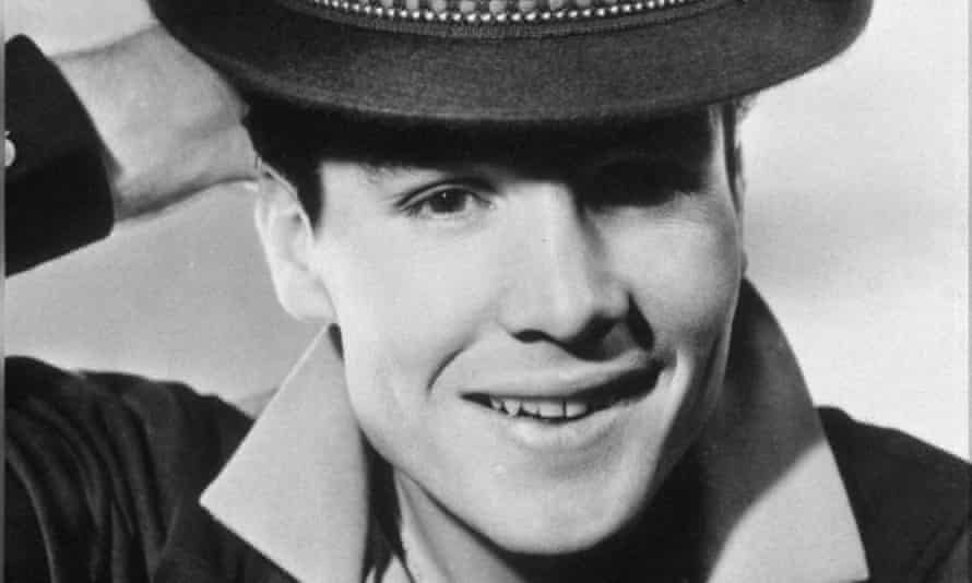 Ricky Valance's single topped the charts in 1960: 'I had a lot of faith in that song because it stirred something in me and the melody was so beautiful.'