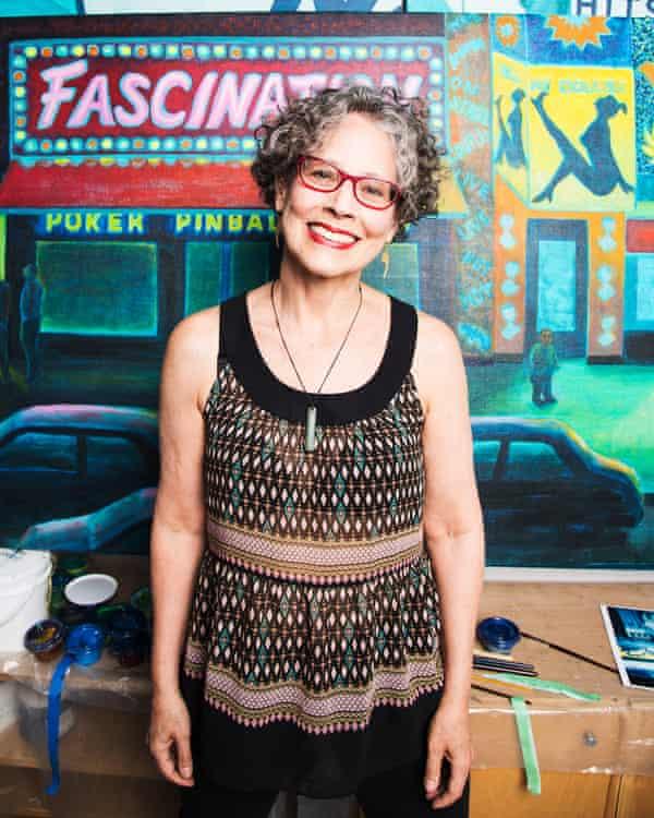 Jane Dickson: 'everyone lived a wilder life'