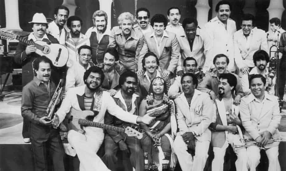 Fania All Stars, circa 1972