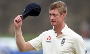 Keaton Jennings is likely to be back in the England squad for the two-Test series in Sri Lanka in March.