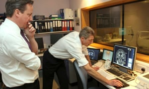 David Cameron Professor Nick Fox dementia