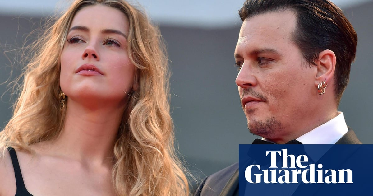 Johnny Depp v Amber Heard: abuse accusations split Hollywood and public