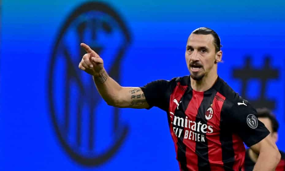 Zlatan Ibrahimovic has helped to take pressure off Milan's young squad by drawing attention to himself.