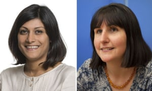 Anushka Asthana and Heather Stewart have been appointed as Guardian political editor