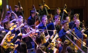 National Youth Orchestra of Great Britain.