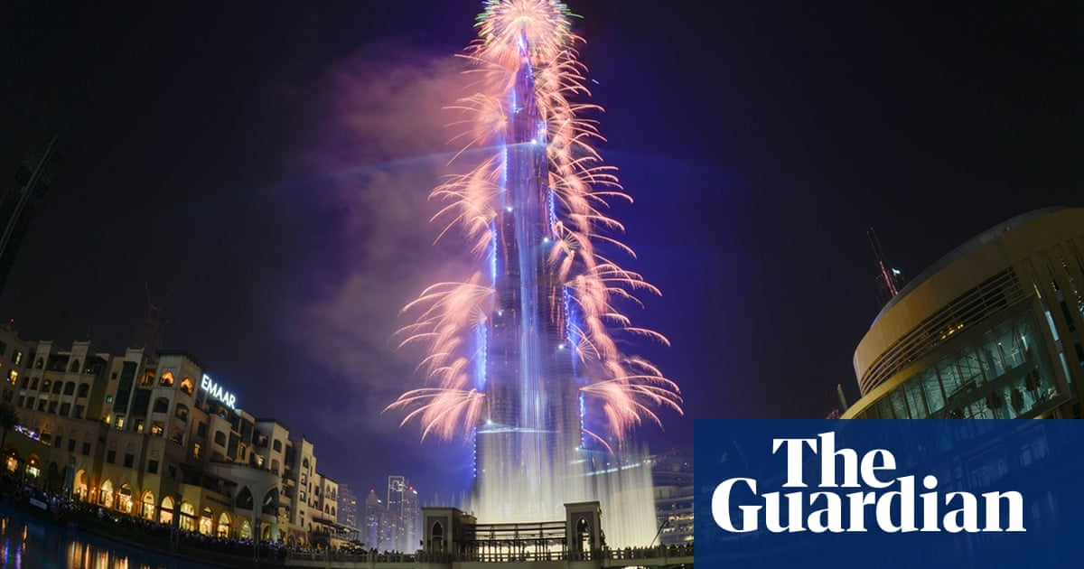 New Years Eve Celebrations And Fireworks Around The World In
