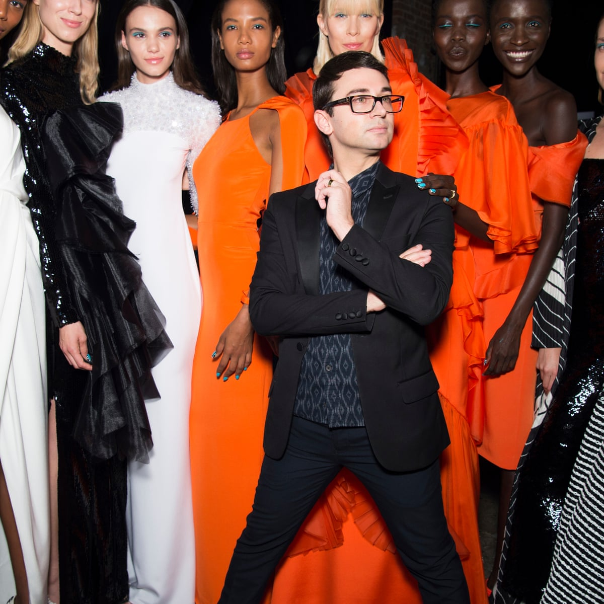 Christian Siriano I Just Assumed You Had To Dress All Women Fashion The Guardian