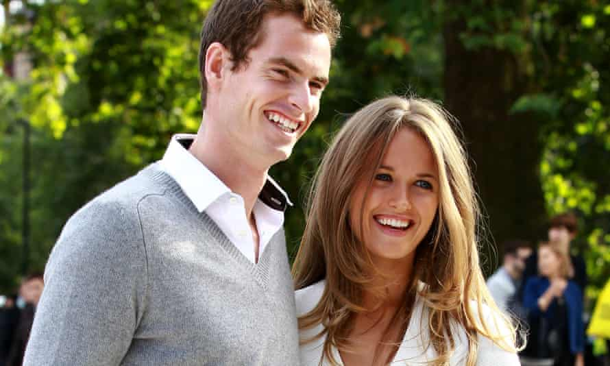 Andy Murray And Kim Sears Expecting First Child In February Andy Murray The Guardian