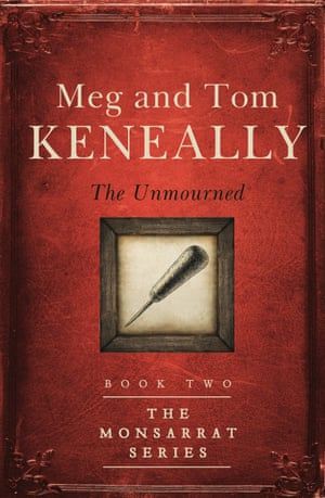 Cover image for The Unmourned by Meg and Tom Keneally