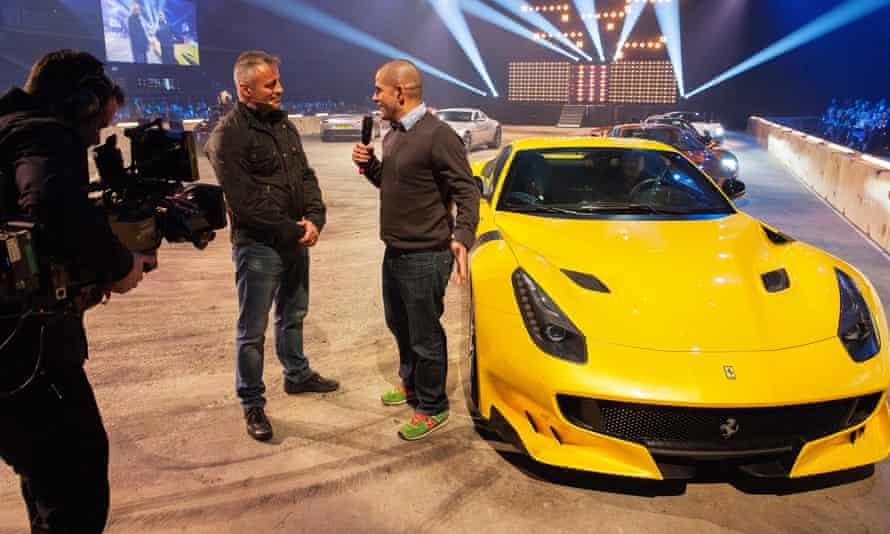 Top Gear: Matt LeBlanc and Chris Harris talk Ferrari