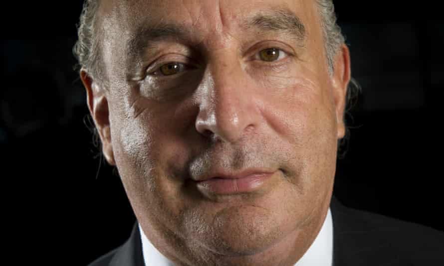 When Green bought BHS in May 2000, the group's fund was in surplus.