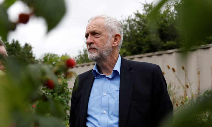 Jeremy Corbyn: 'The Labour left has the look of a morgue about it.