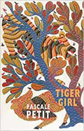 Pascale Petit, Tiger Girl.