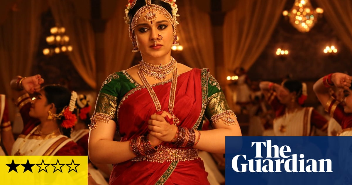 Thalaivii review – if Margaret Thatcher went to the Rank charm school