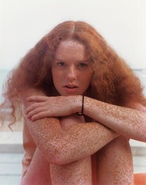 Sarah, Provincetown, Massachusetts, 1981, by Joel Meyerowitz.