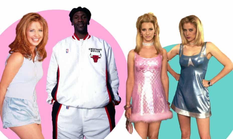 Bucket hats and slipdresses: how 1997 has taken over fashion