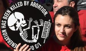 abortion survivor woman