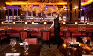 Photograph of Sexy Fish restaurant