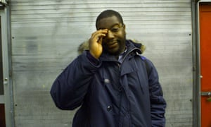 Steve McQueen in 1999, the year he won the Turner prize
