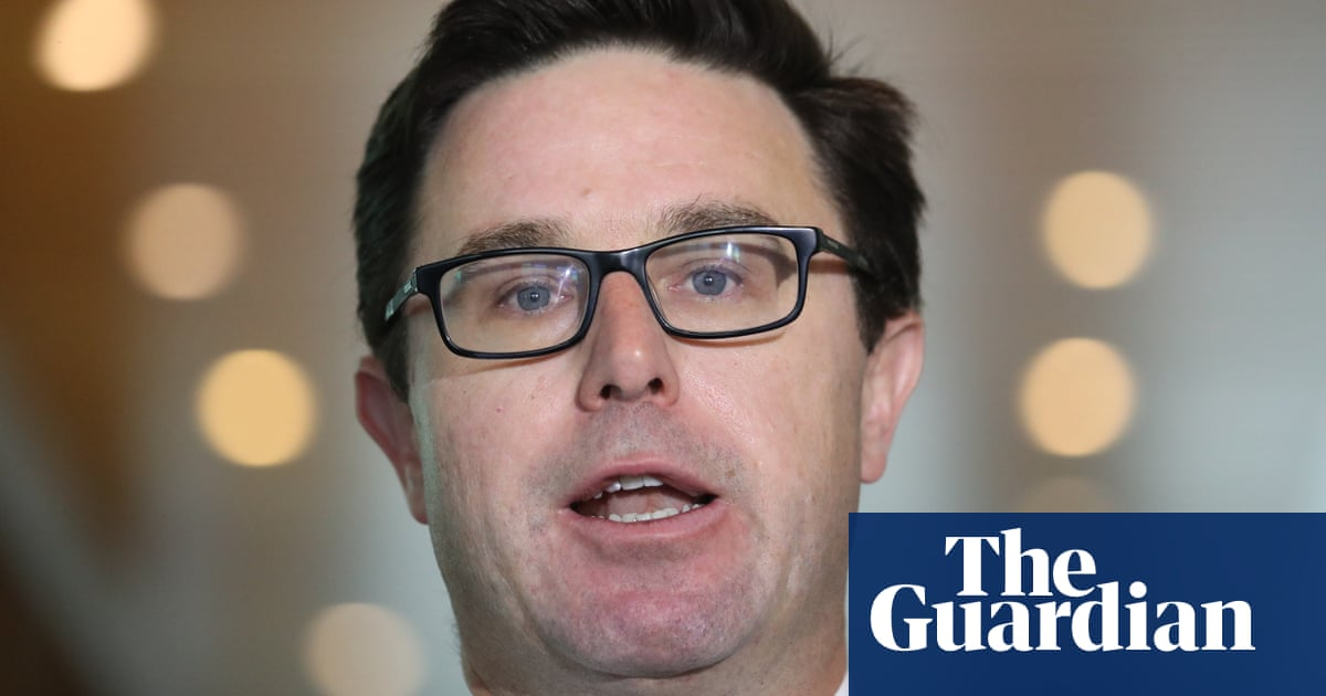 Australian natural disasters minister David Littleproud: 'I don't know if climate change is manmade' - The Guardian