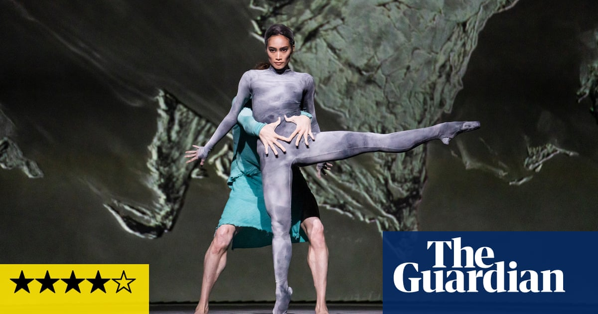 The Dante Project review – Wayne McGregor moves heaven, earth and hell