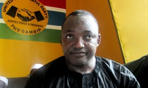 Ecowas asked Senegal to host Adama Barrow until his inauguration, when the African Union will no longer recognise Jammeh