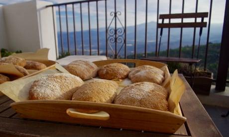 All rise: a bread-making break in Spain's Sierra Nevada