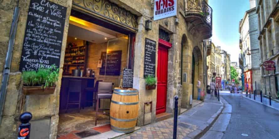 Vins Urbains, Bordeaux