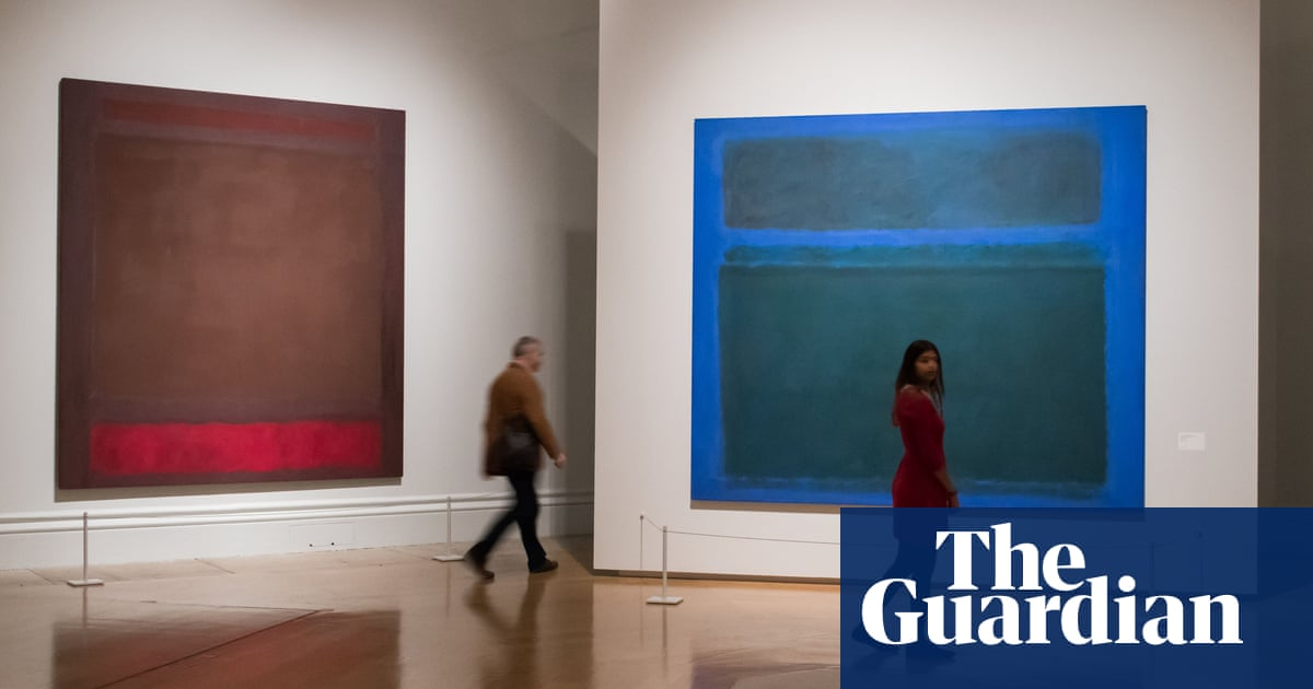 Living colour: how Mark Rothko found light in his dark final years