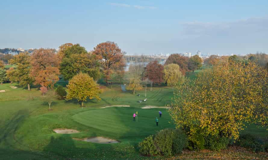 Wimbledon Park golf club: 'There are 131 golf courses in Greater London, covering 11,000 acres. But they are open only to those who pay fees to play and to members.'