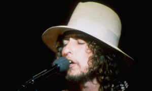 Bob Dylan in 1969.