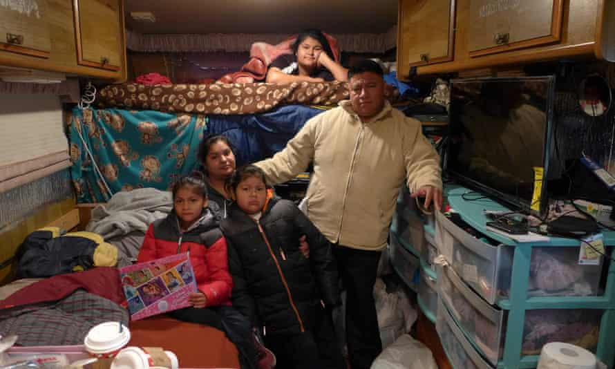 In most places, the Chavez family would be an exception – but in the school district that includes East Palo Alto, their plight is not uncommon.