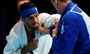 Judo star left fearing for safety after defying orders from