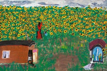 Untitled (1995) by Celja Stokja.