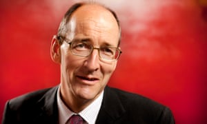 Andrew Tyrie, chair of the Treasury select committee: headmasterly scorn.