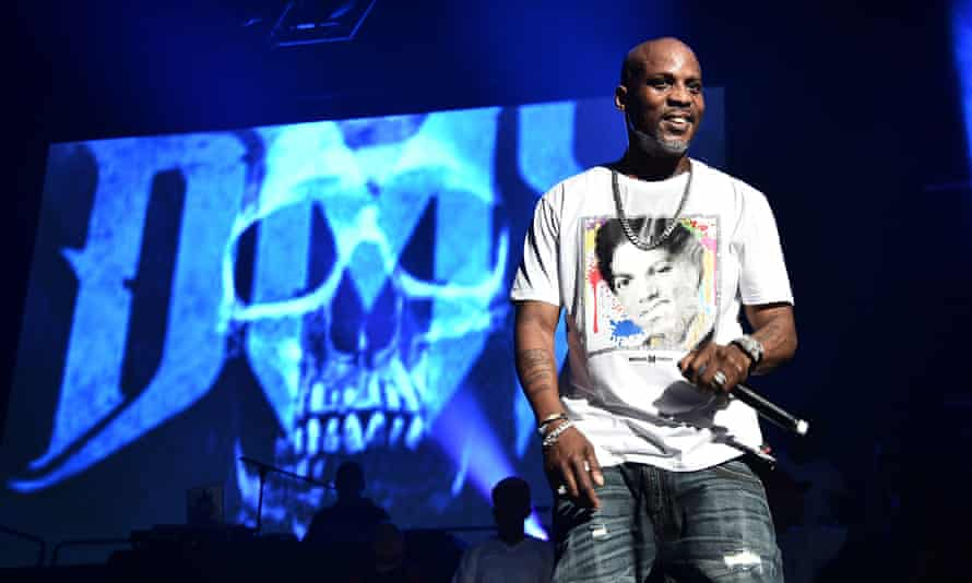 Rapper DMX has been admitted to a hospital in New York on Saturday with a suspected heart attack.