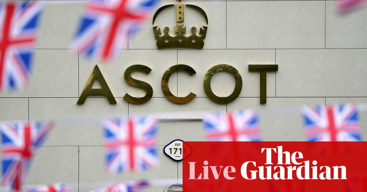 Royal Ascot: day five, including the Diamond Jubilee Stakes – live!