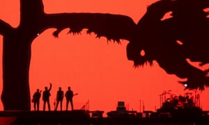 Trump has given them a nemesis … U2 kick off their world tour of The Joshua Tree in Vancouver.