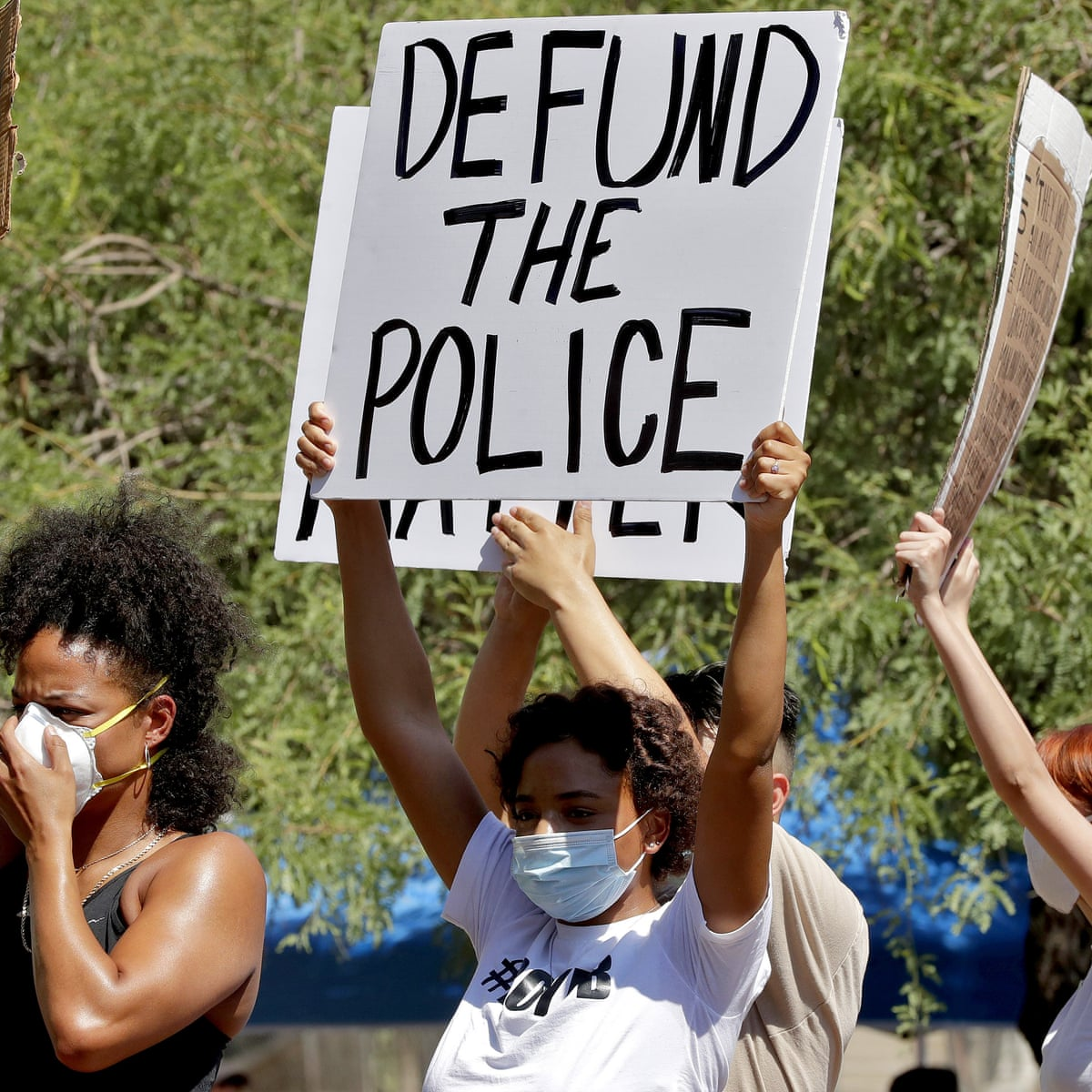 Movement to defund police gains 'unprecedented' support across US | US news | The Guardian