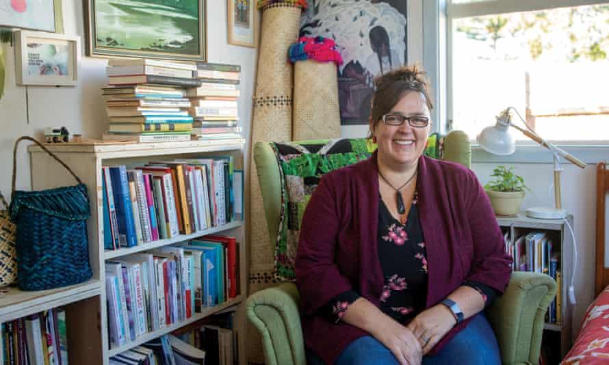 Writer Alice Te Punga Somerville