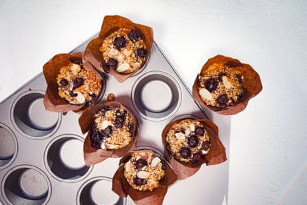 Baked oatmeal by David Atherton.