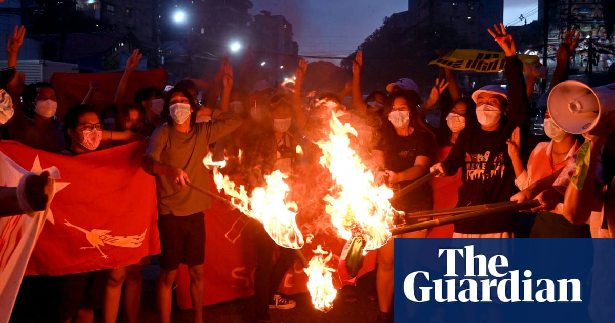 Myanmar junta accused of crimes against humanity six months on from coup