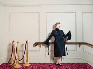 Opera singer Joyce DiDonato photographed at the Royal Opera House in London.