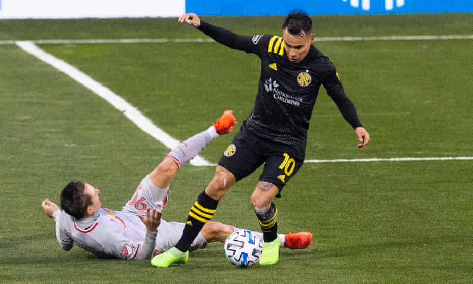 Columbus Crew's Lucas Zelarayan will be the attacking fulcrum for his team this season