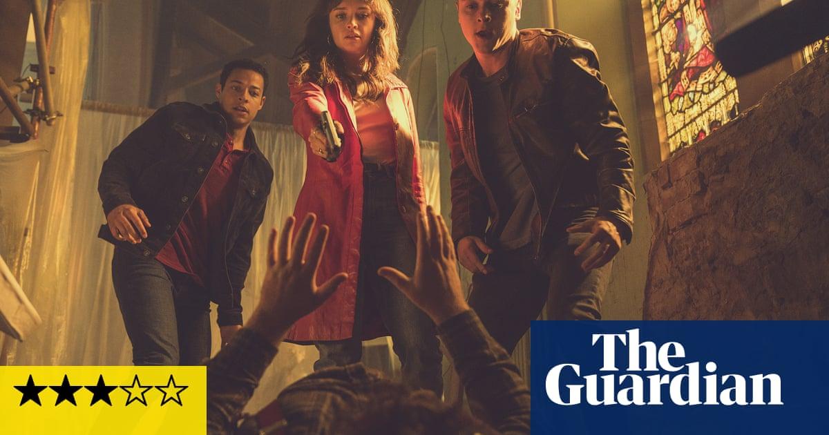 Pixie review – Olivia Cooke radiates in Ireland-set drug-heist comedy