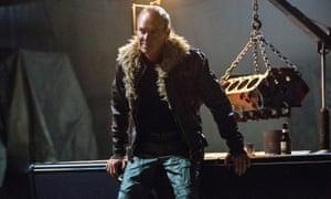 Michael Keaton as Spider-Man's nemesis Vulture.